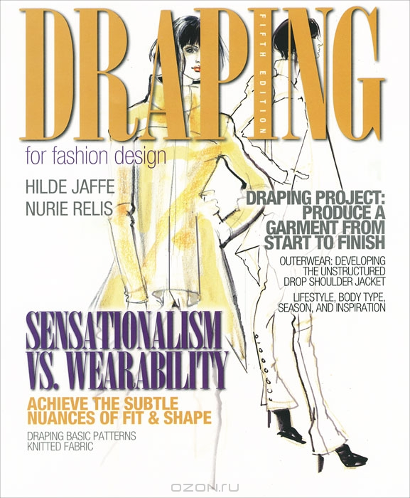 Draping For Fashion Design Th Edition