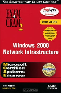 Windows 2000 Network Infrastructure (+ CD-ROM)