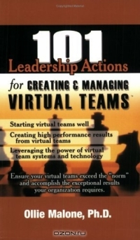 101 Leadership Actions For Creating And Managing Virtual Teams (101 Leadership Actions)