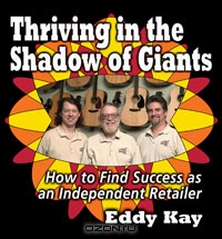 Thriving in the Shadow of Giants: How to Find Success as an Independent Retailer