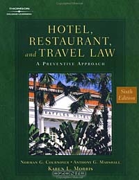 Hotel, Restaurant & Travel Law (Hotel, Restaurant and Travel Law)
