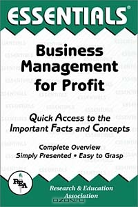 Business Management for Profit