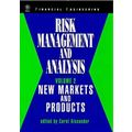 Risk Management and Analysis, New Markets and Products (Wiley Series in Financial Engineering)