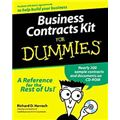 Business Contracts Kit for Dummies (With CD-ROM)