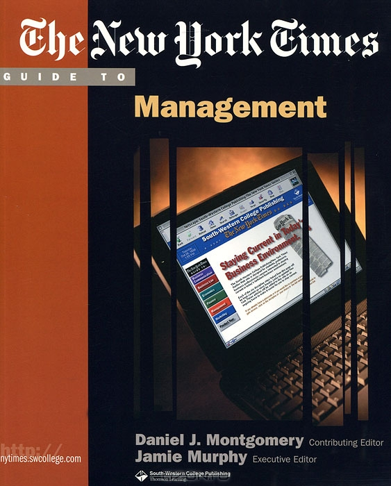 The New York Times Guide to Management