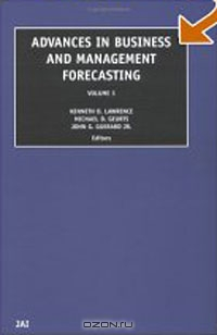 Advances in Business and Management Forecasting (Advances in Business Management and Forecasting)