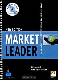 Market Leader Upper-intermediate Teacher's Book  (+ CD-ROM)