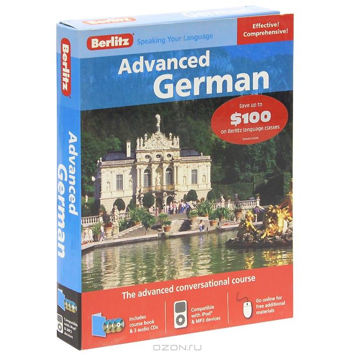 Berlitz: Advanced German  (+ 3 CD)