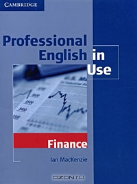 Professional English in Use: Finance