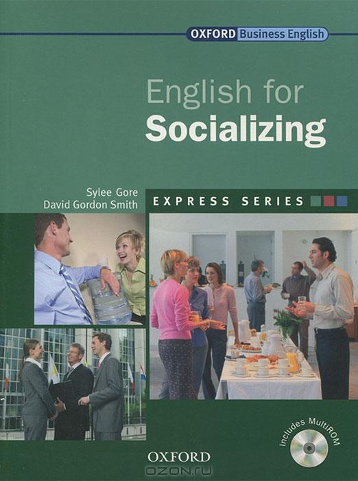 English for Socializing  (+ CD-ROM)