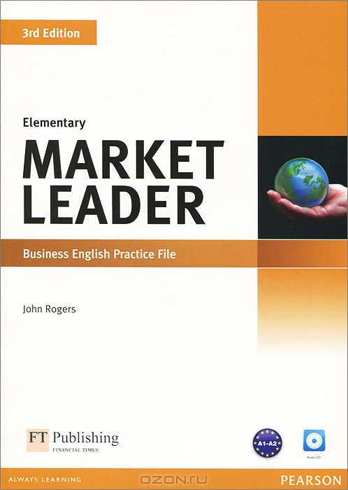 Market Leader 3Ed Elem Practice File +D Pk