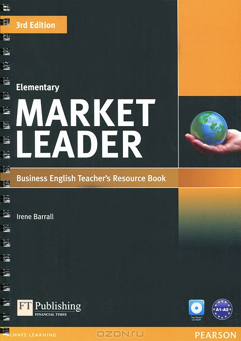Market Leader: Elementary: Business English Teacher`s Resource Book  (+ CD-ROM)