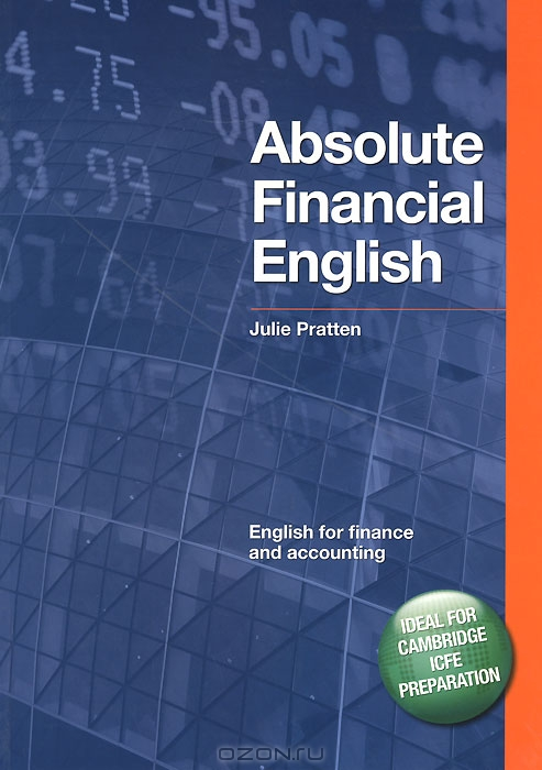 Absolute Financial English Book: English for Finance and Accounting  (+ CD-ROM)