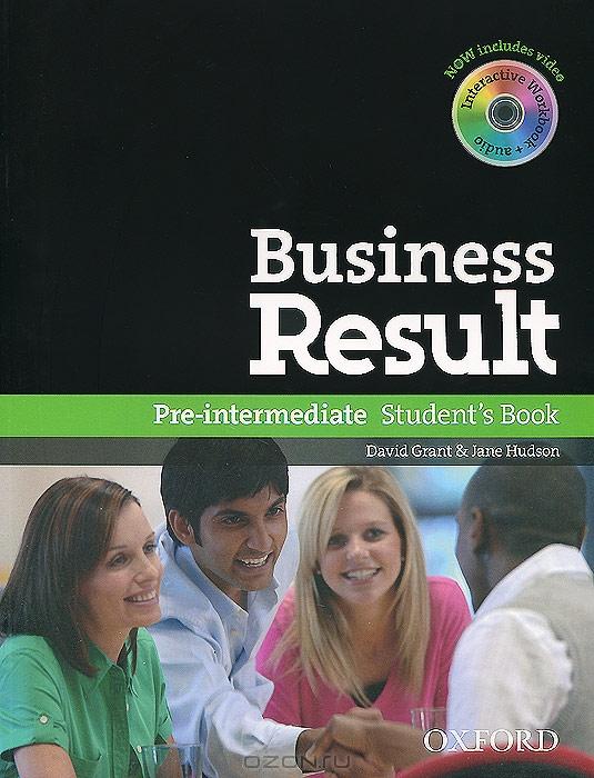 Business Result: Pre-intermediate Student`s Book  (+ DVD-ROM)