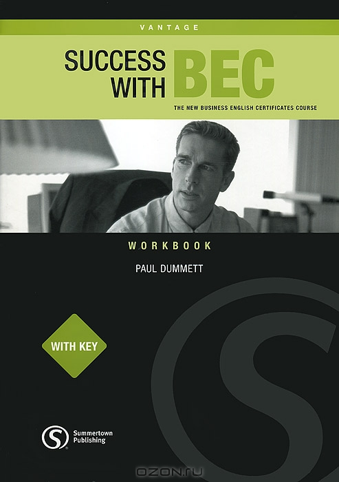 Success With BEC Vantage Workbook  (with Key)