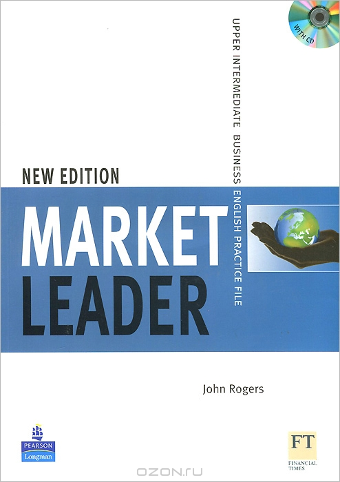Market Leader New Edition Upper-Intermediate Practice File Pack