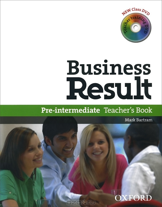 Business Result: Pre-intermediate: Teacher`s Book  (+ 2 DVD-ROM)