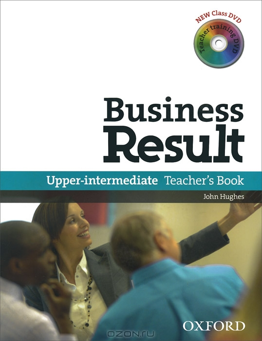 BUSINESS RESULT UP-INT TB & DVD PACK