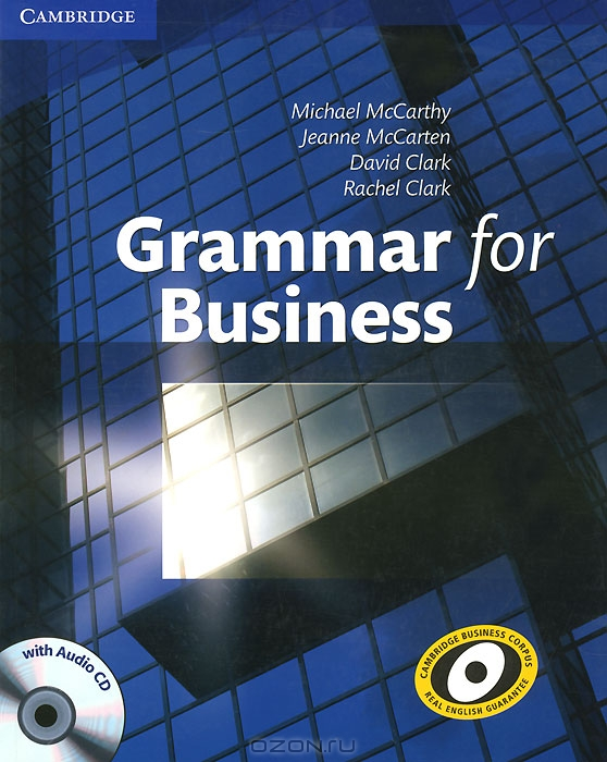Grammar for Business  (+ CD-ROM)