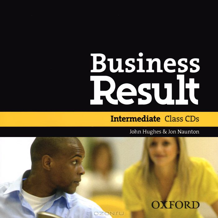 Business Result: Intermediate  (аудиокнига MP3 на 2 CD)