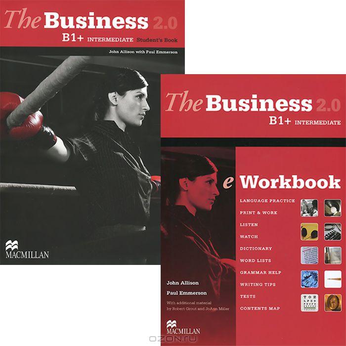 The Business 2. 0 Intermediate B1+ Student`s Book +eWorkbook