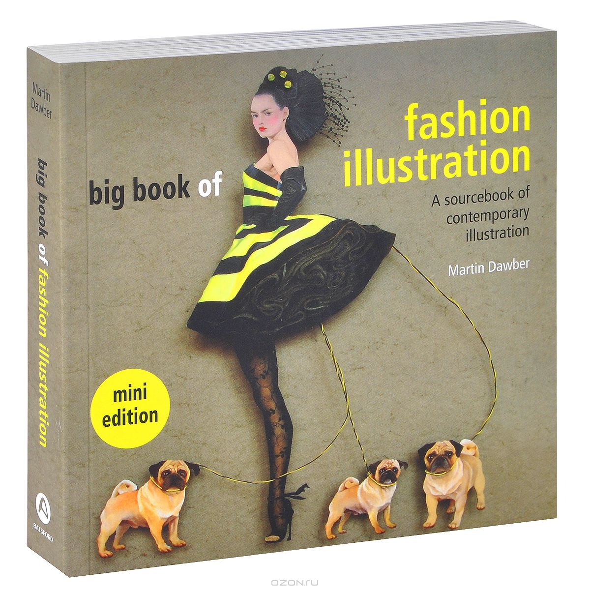 Cached Book of fashion illustration martin