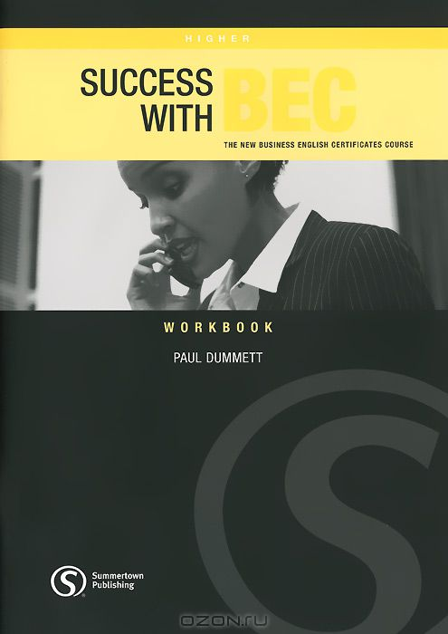Success With BEC: The New Business English Certificates Course: Workbook