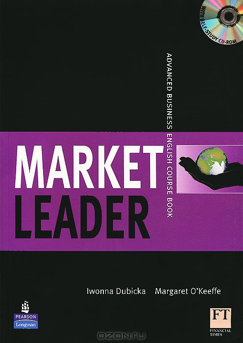 Market Leader: Advanced: Business English Course Book  (+ CD-ROM)