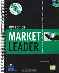 Market Leader New Edition: Pre-intermediate Business: English Teacher`s Resource Book  (+ CD-ROM,  DVD-ROM)
