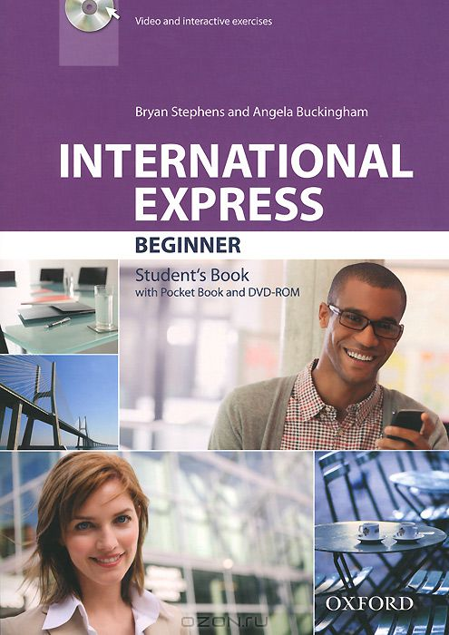 NEW INT EXPRESS BEGIN 3ED SB PACK