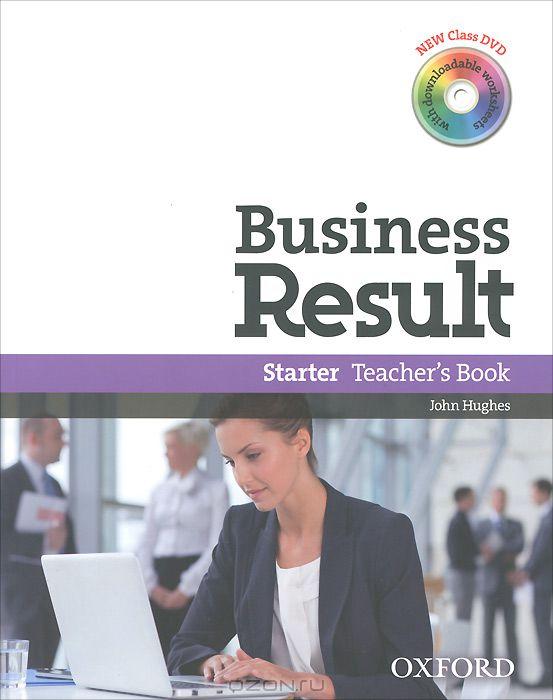 BUSINESS RESULT STARTER TB & DVD PACK