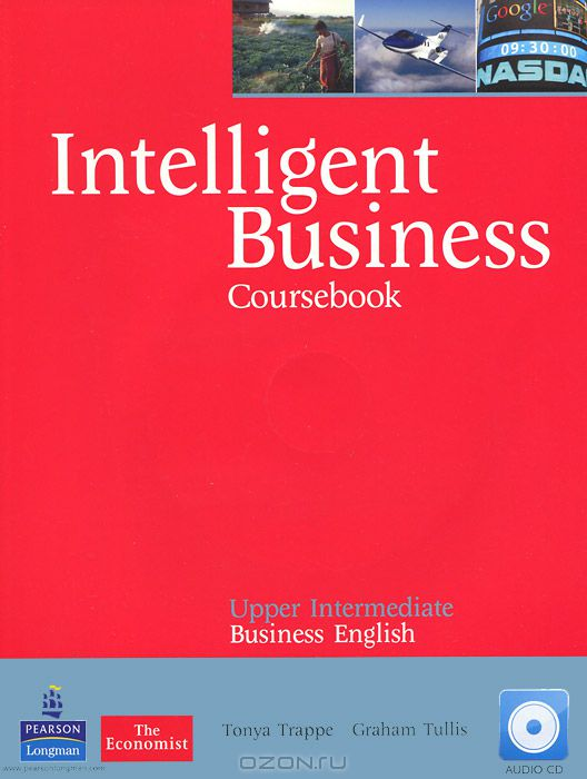 Intelligent Business: Upper Intermediate: Coursebook  (+ CD-ROM)