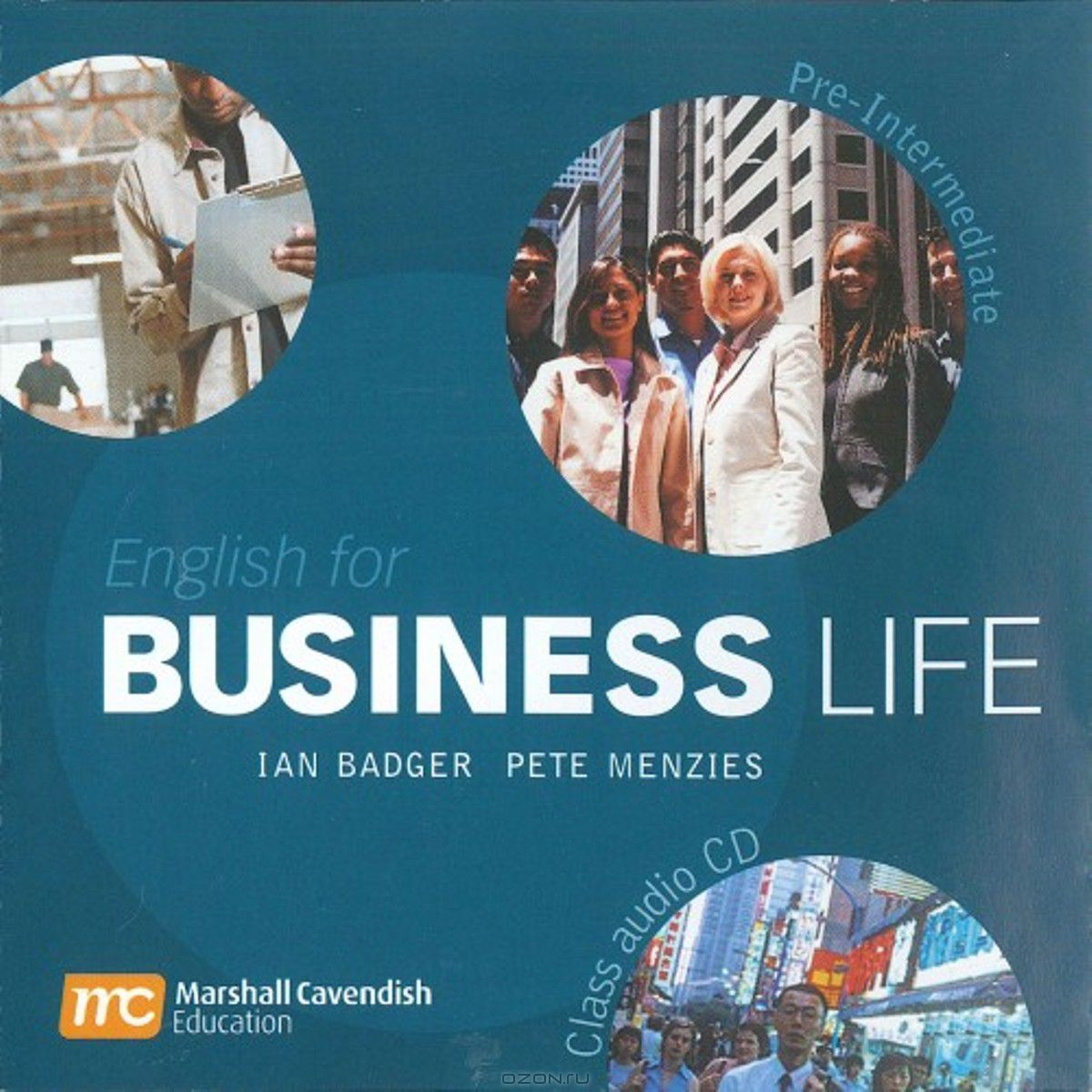 English For Bus Life Pre-Intermediate Audio CD (x2)