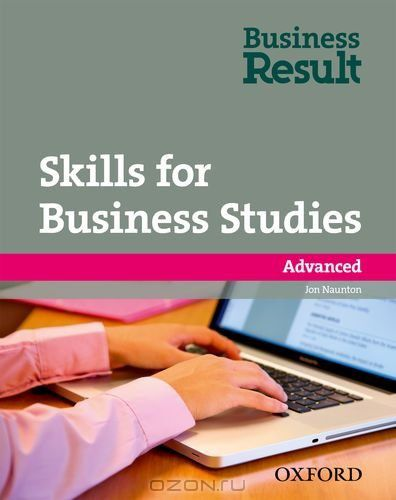 BUSINESS RESULT ADV SKIILS FOR BUSINESS STUD PACK  (SB+WB)