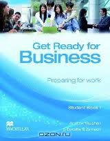 Get Ready for Business Level 1 Student's book