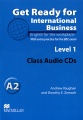 СD. Get Ready For International Business Level 1