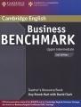 Business Benchmark: Upper Intermediate: Teacher`s Resource Book