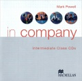 In Company: Intermediate Class Audio CDs (аудиокурс на 2 CD)