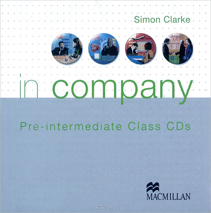 In Company: Pre-intermediate  (аудиокурс на 2 CD)