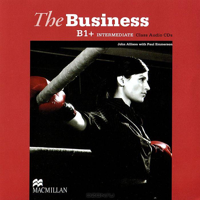 The Business 2. 0: B1 + Intermediate  (аудиокурс на 2 CD)