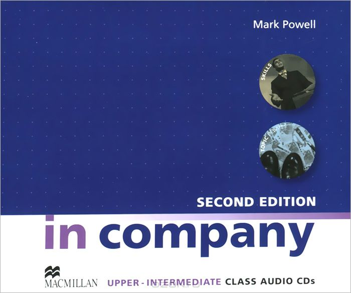 In Company: Upper-Intermediate: Class Audio CDs  (аудиокурс на 4 CD)