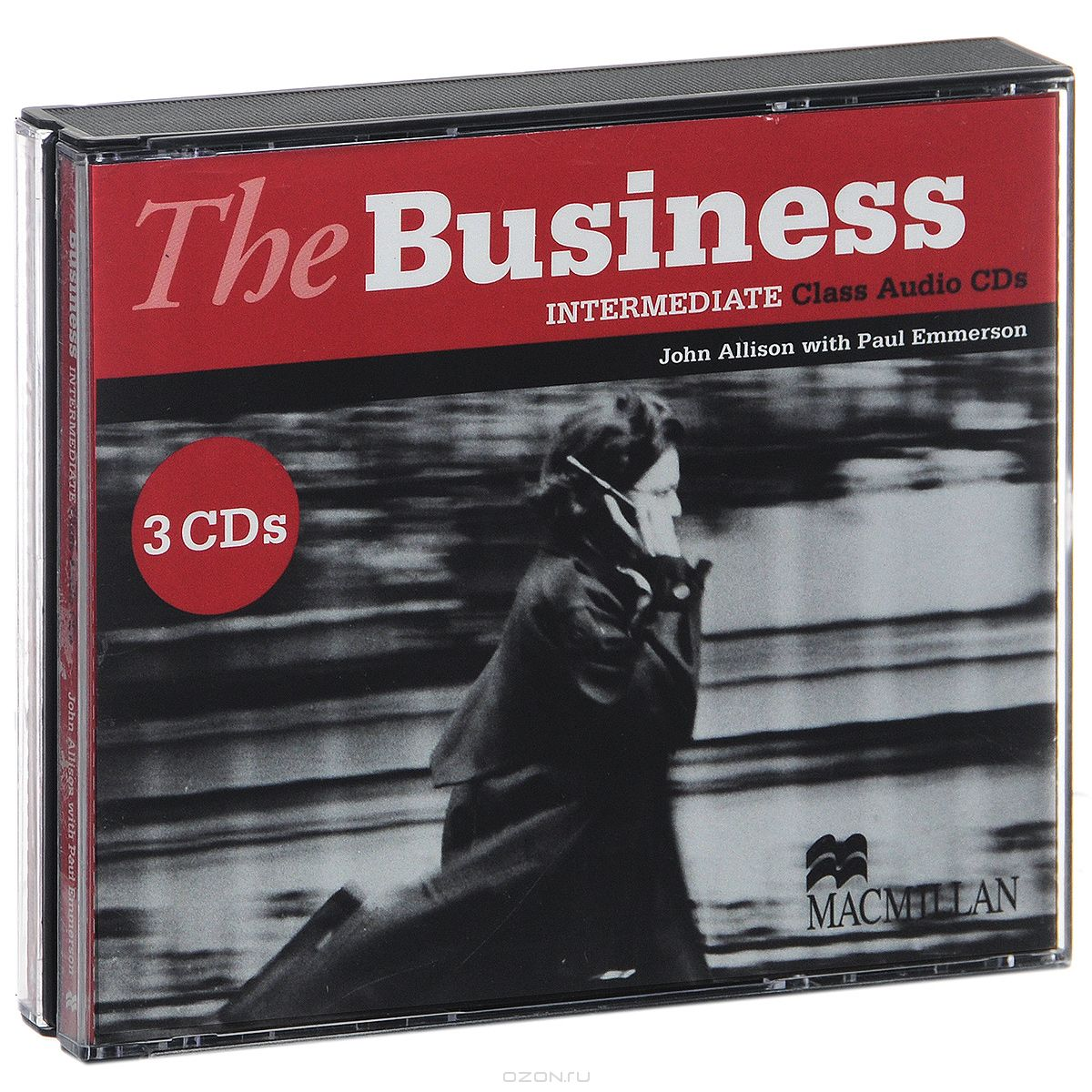 The Business: Intermediate  (аудиокурс на 3 CD)