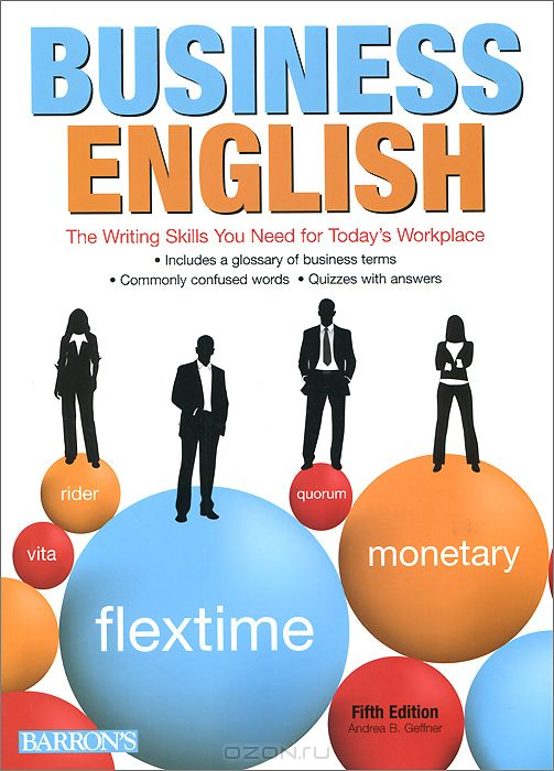 Business English 5Th Ed