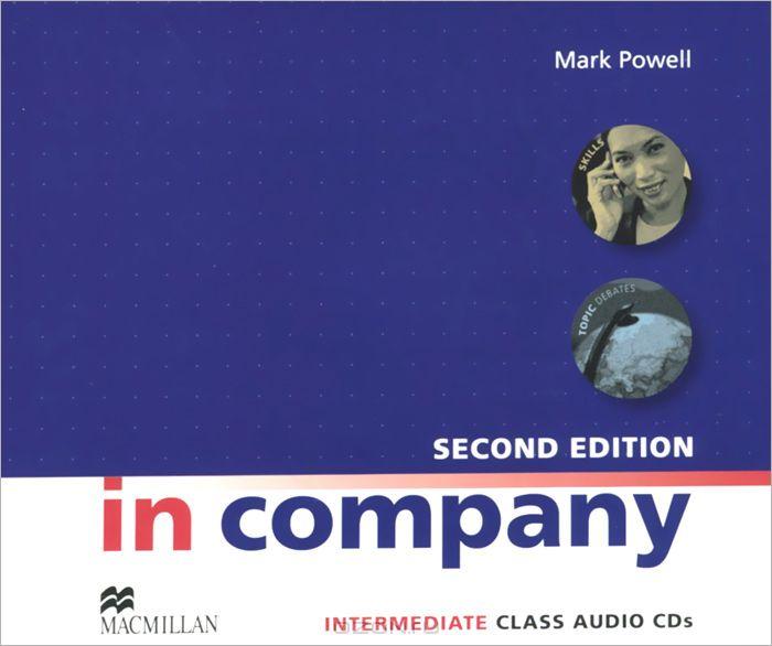 In Company: Intermediate: Class Audio CDs  (аудиокурс на 4 CD)