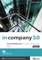 In Company 3.0: Pre-Intermediate: Student`s Book Pack