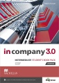 In Company 3.0: Intermediate: Student`s Book Pack
