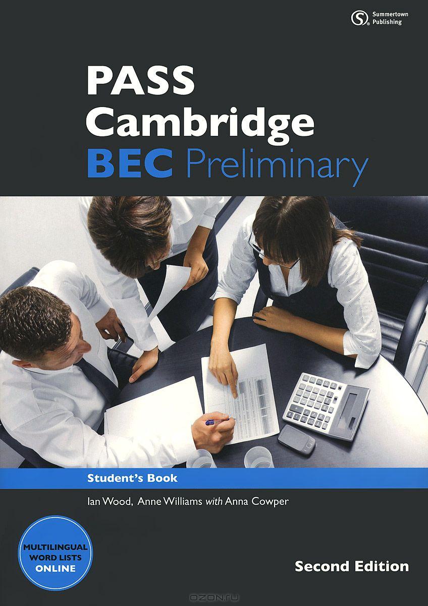 PASS Cambridge BEC Preliminary Student`s Book
