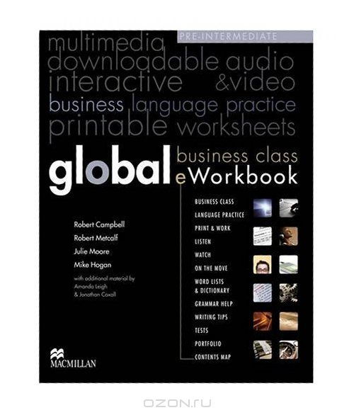 Global Pre-Intermediate Business Class eWorkbook
