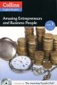 Amazing Entrepreneurs and Business People: Level 1 (+ CD)