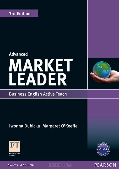 Market Leader: C1-C2: Advanced (CD-ROM)
